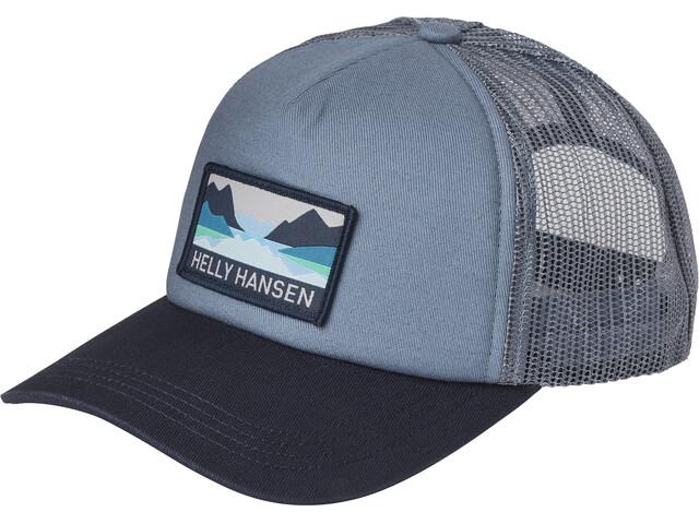 Helly Hansen Trucker Cap, dusty blue